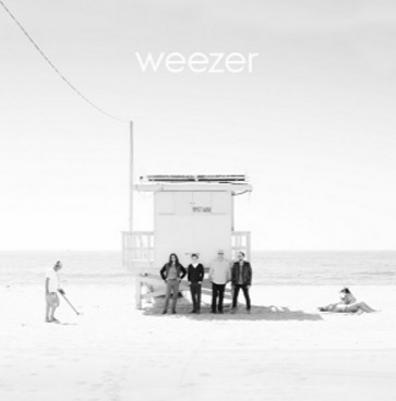 weezer white record review