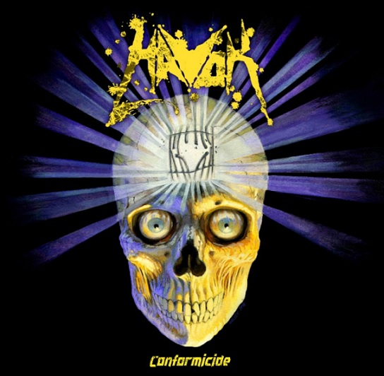 havok new album review
